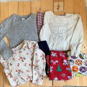 Bundle of size 5 Years Baby Gap clothing